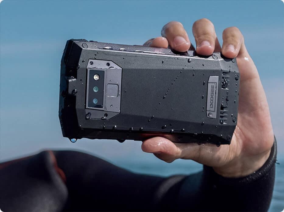 Doogee S80 - Smartphone résitant