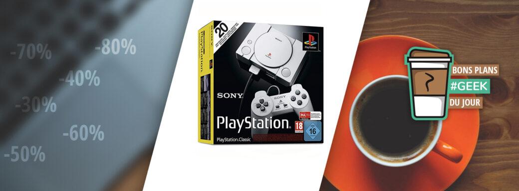 Bon Plan - Playstation Classic
