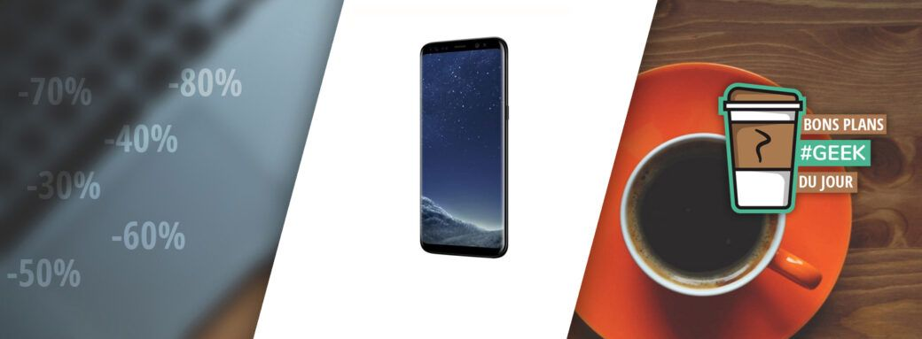 Header - Bon Plan Samsung Galaxy S8