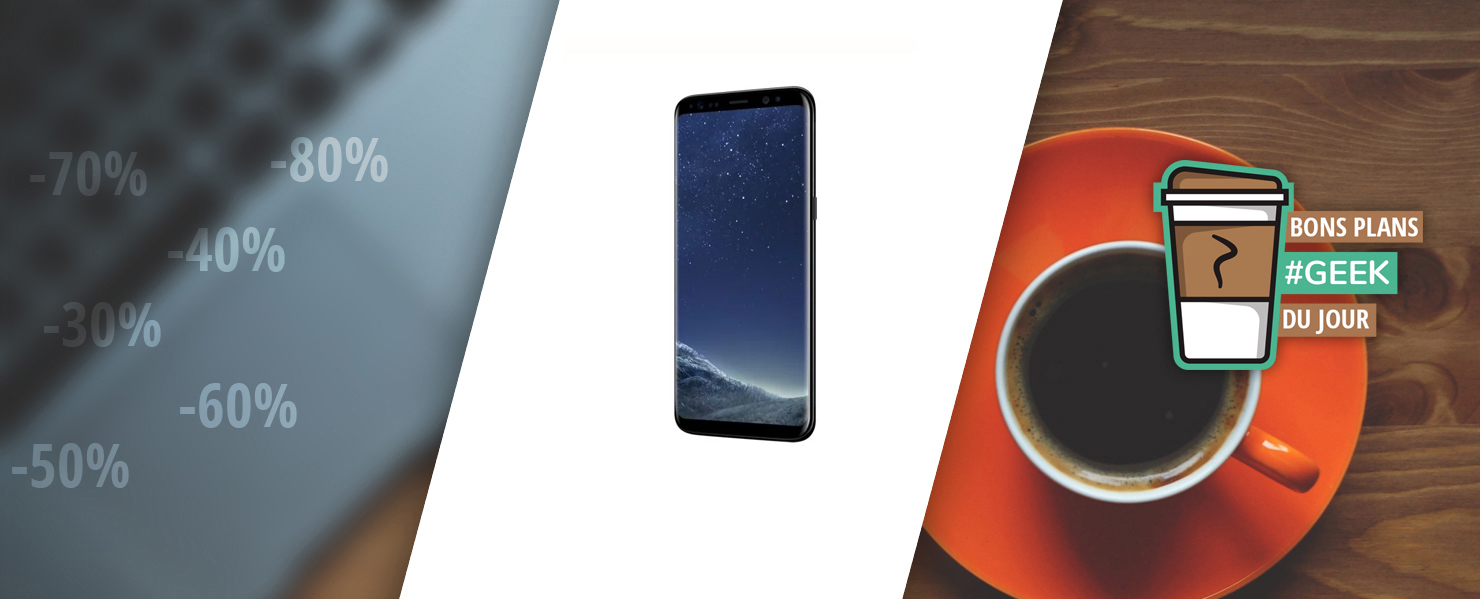 Header - Bon Plan Samsung Galaxy S8