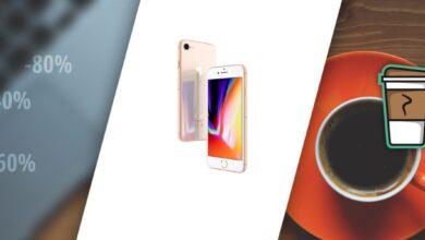 Photo de #BonPlan – L'iPhone 8 passe sous la barre des 590€ !