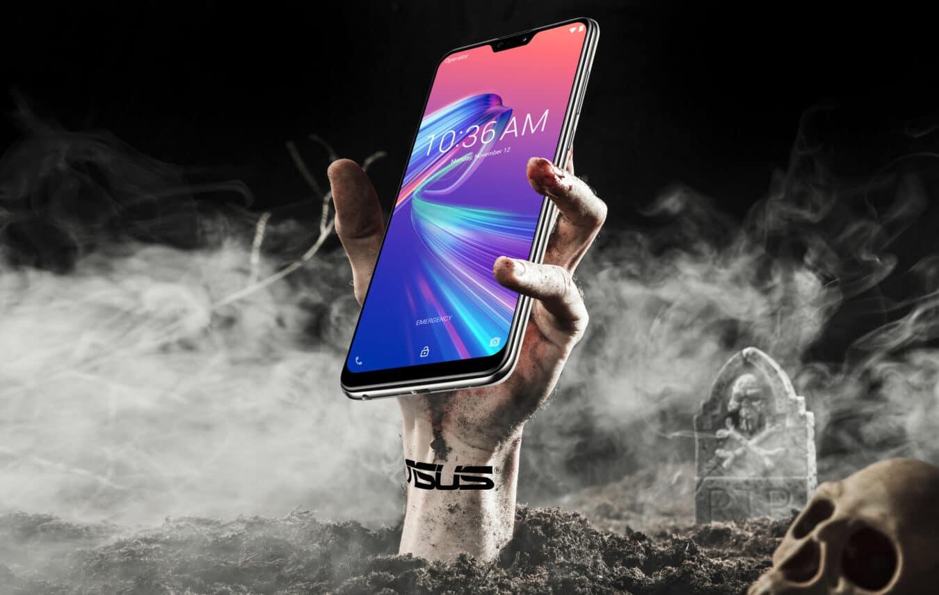 Photo de ASUS ZenFone Max Pro M2 : Le Notch n'est pas encore enterré
