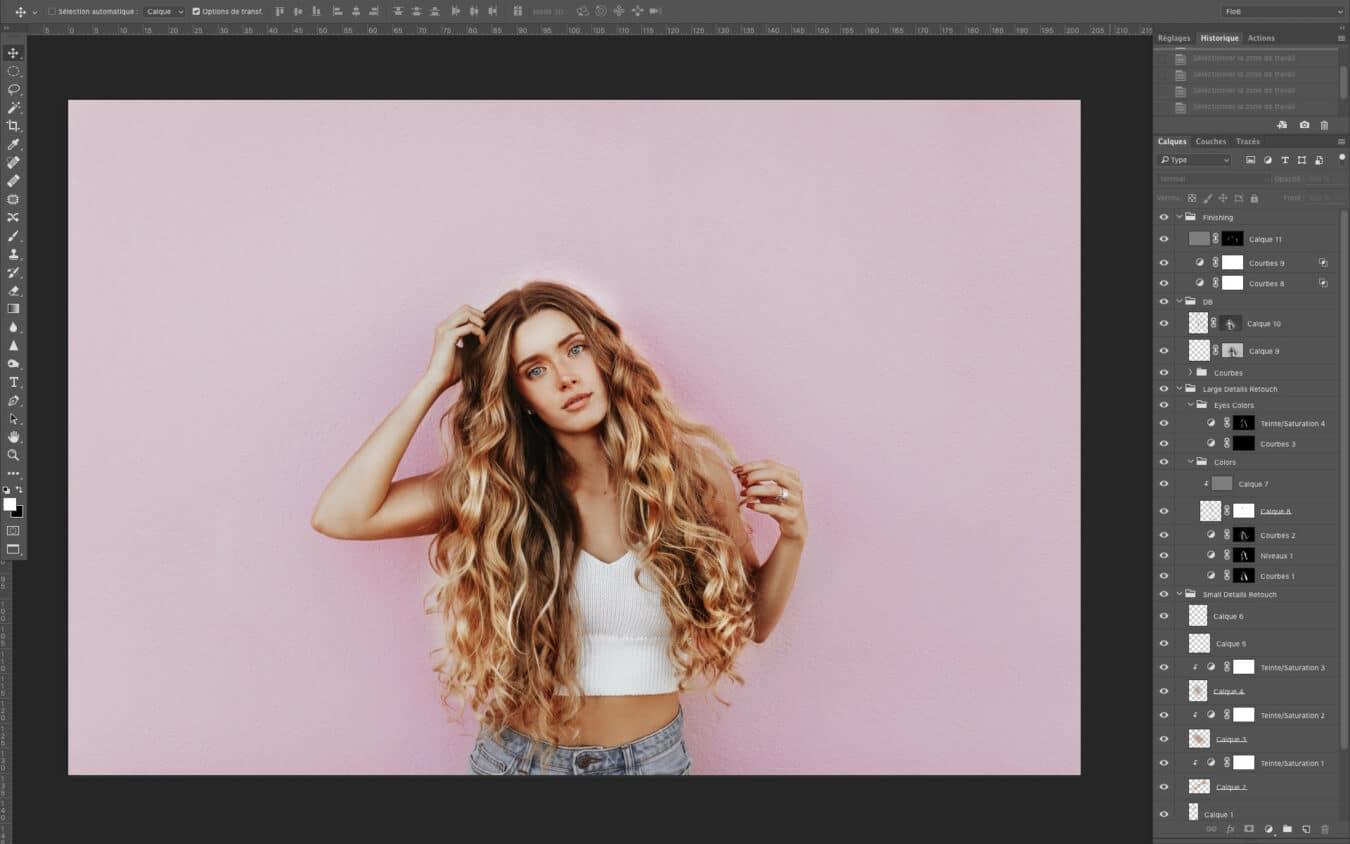 Photo of Tout sur la retouche de portraits avec Photoshop – TUTO