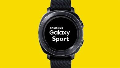Photo de Nouvelle Samsung Galaxy sport dévoilée le 20 février