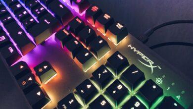 Photo of Test – HyperX Alloy FPS RGB : Le clavier petit mais puissant