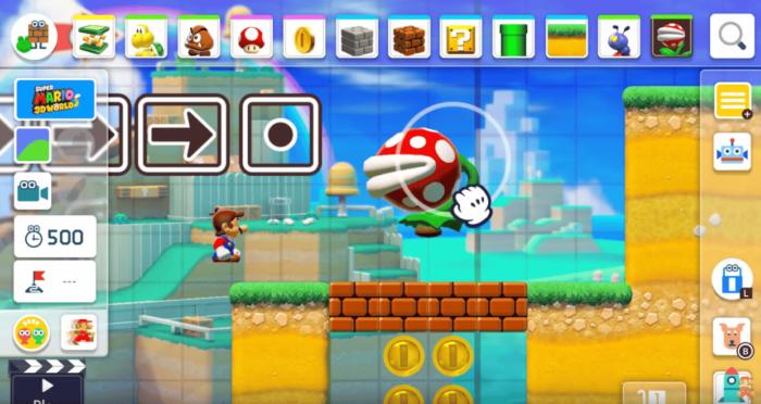 Nintendo : Super Mario Maker 2