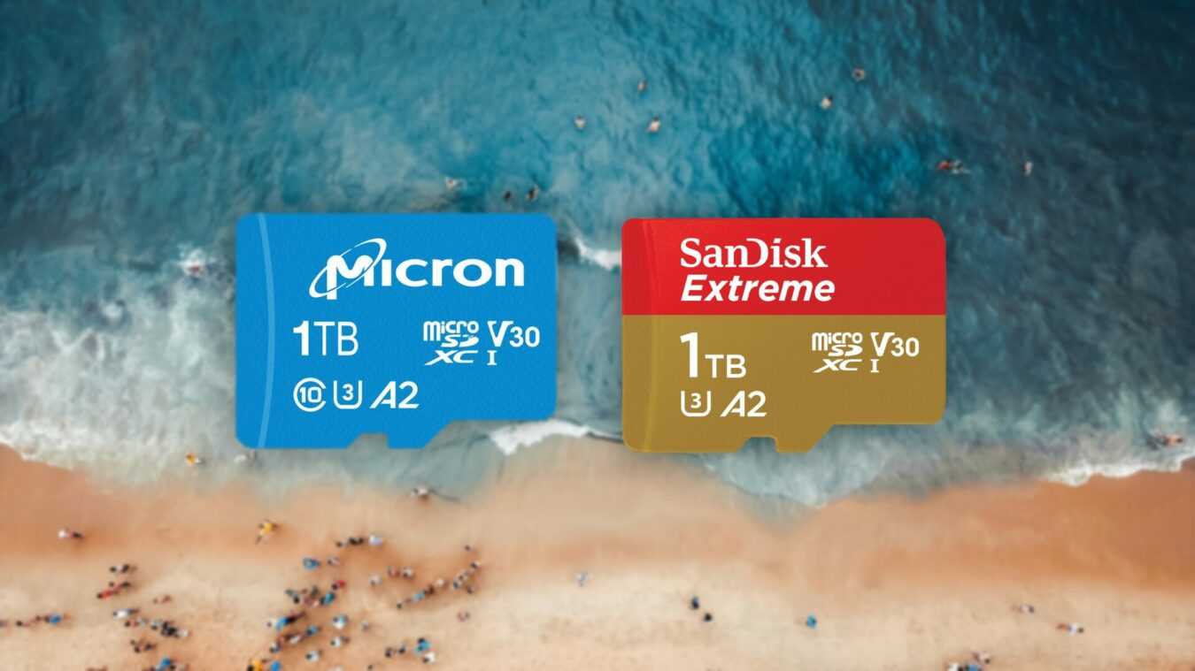 Photo of #MWC19 – Une multitude de cartes Micro SD 1To !