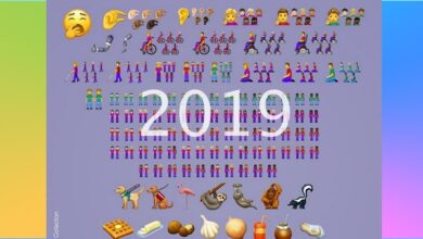 Photo of Emojis 2019: Handicap, le gilet jaune, couples mixtes..