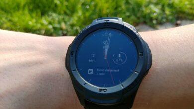 Photo of Test – Ticwatch S2 : Une montre polyvalente taillée pour le sport
