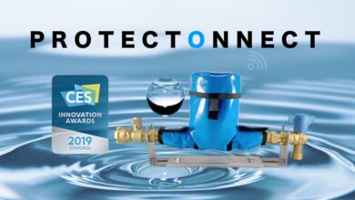 Photo de Start-up – Protectonnect : Une housse connectée qui limite le gaspillage de l'eau