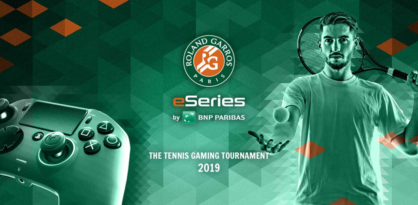 Photo of Roland-Garros eSeries by BNP Paribas : Rejoignez le premier tournoi mondial de tennis en ligne !