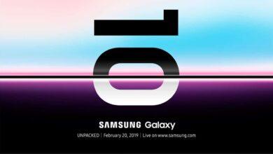 Photo de Samsung Galaxy Fold, S10 : le point sur l'Unpacked 2019 !