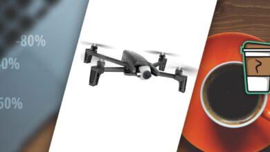 Photo of #BonPlan – 100€ de réduction sur le drone 4K Parrot ANAFI !