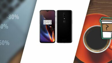 Photo of #BonPlan – Le OnePlus 6T passe à 499€ !
