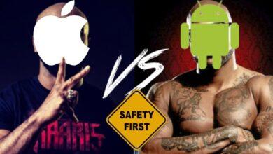 Photo de Apple VS Android : la sécurité et les mises à jour