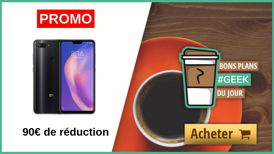 Promotion Xiaomi Mi 8 Lite