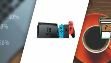 Photo of #BonPlan – La Nintendo Switch passe à 259€ chez Amazon !
