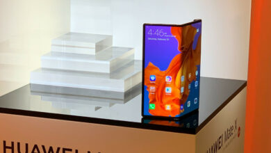 Photo of #MWC19 – Huawei Mate X, un nouveau smartphone pliable