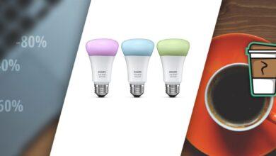 Photo of #BonPlan – 45% de promotion sur les ampoules connectées Philips Hue !