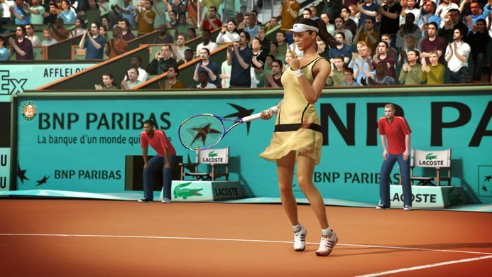 Tennis World Tour : BNP Paribas