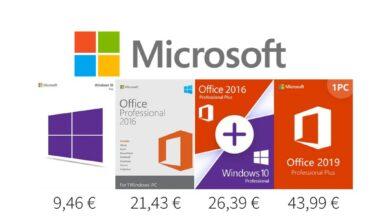 Photo of #BonPlan – Windows 10 et Microsoft Office à prix réduit !