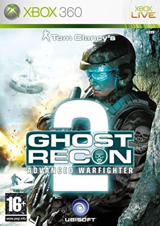 Games with Gold - Ghost Recon 2: Advanced Warfighter - Xbox 360