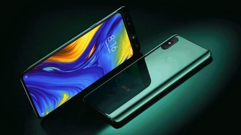 Xiaomi Mi Mix 3 5G Black Friday