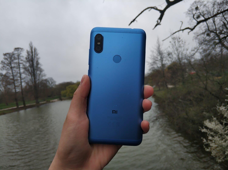 Arrière Xiaomi Redmi Note 6 Pro