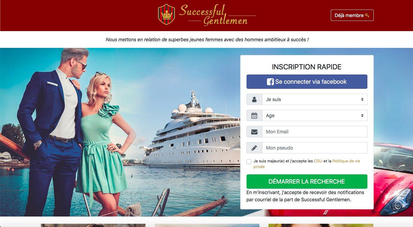 Successful Gentleman site de rencontres