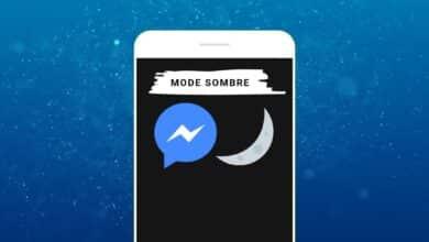 Photo of Facebook Messenger – Activer le mode sombre rapidement 🌙