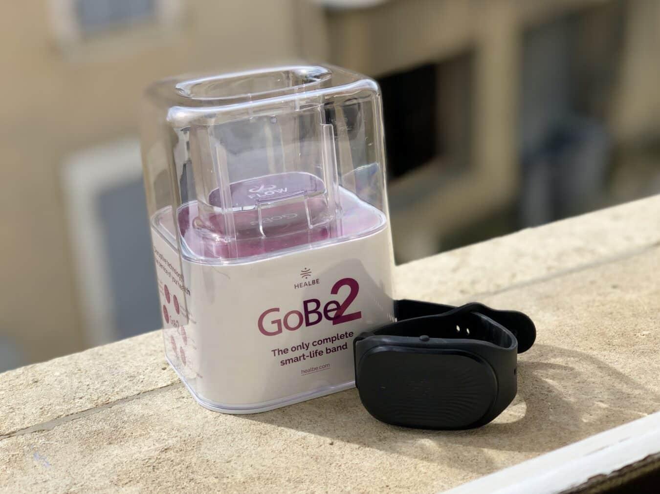 Photo de TEST – GoBe2 Healbe – Compter les calories ingérées avec un bracelet ?