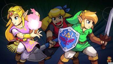 Photo de Cadence of Hyrule, un nouveau Zelda en approche !