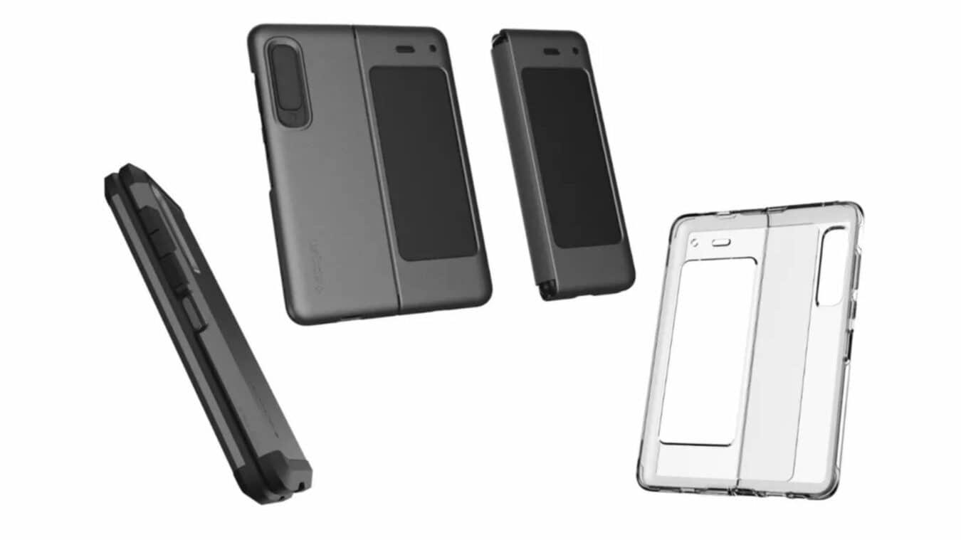 Photo de Voici à quoi ressemblerait une coque pour smartphone pliable !
