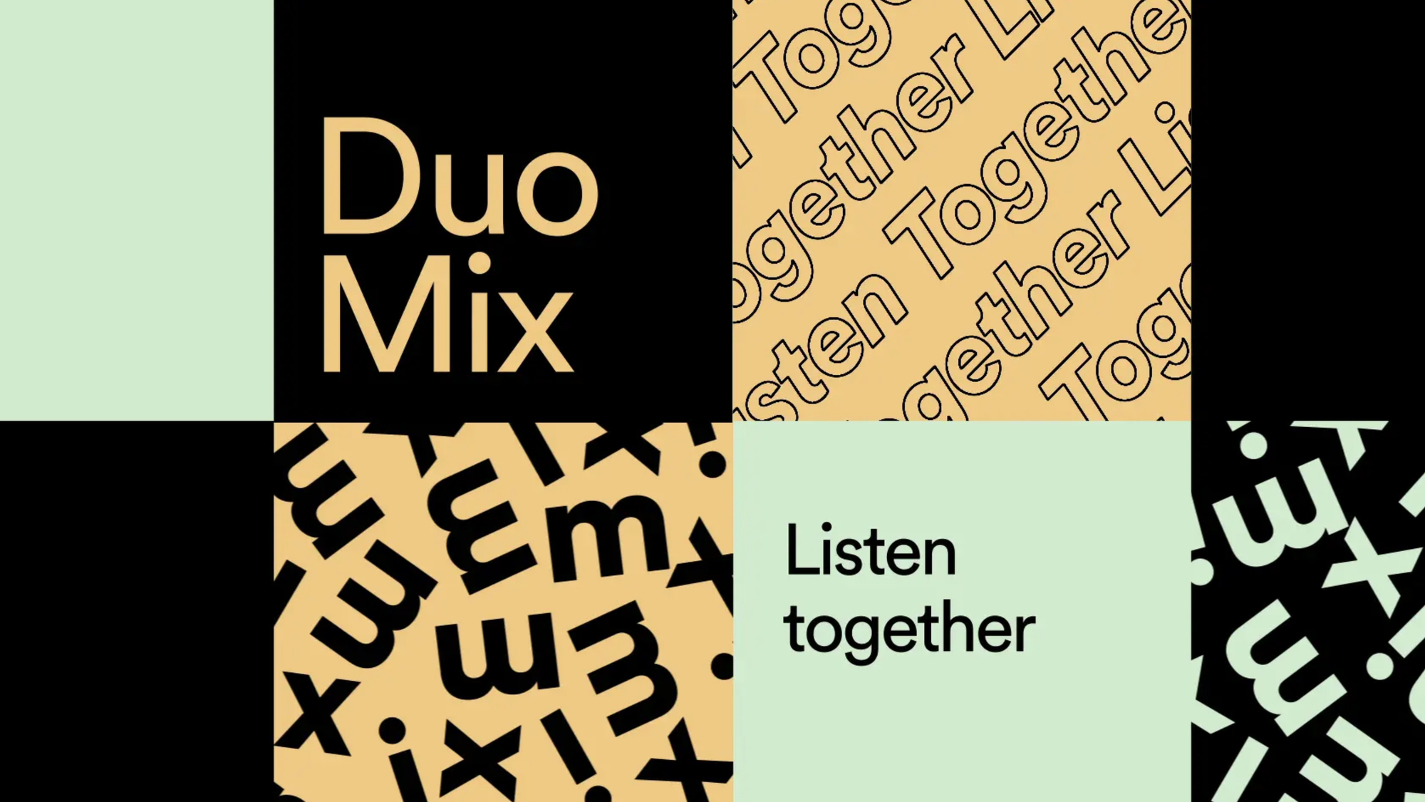 Spotify Mix Duo