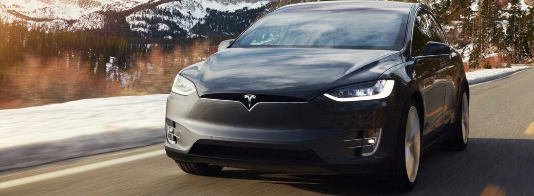 Tesla Model Y face