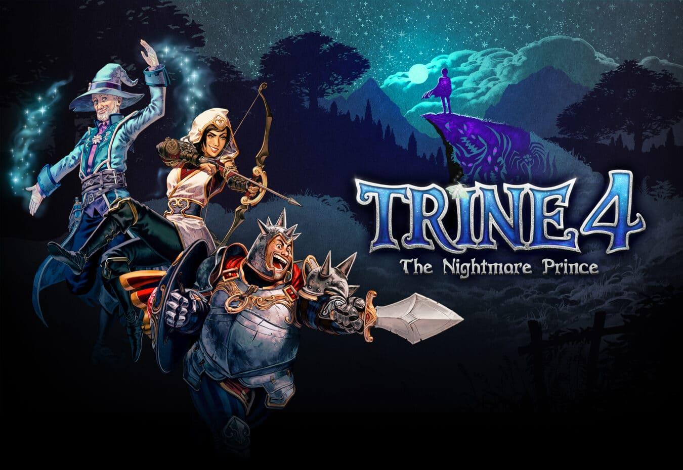 Photo of Buzz&Clair – Trine 4 : The Nightmare Prince débarque cet automne pour clôturer la série.