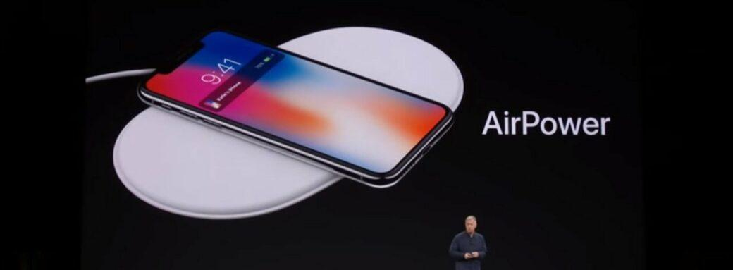 Annonce AirPower