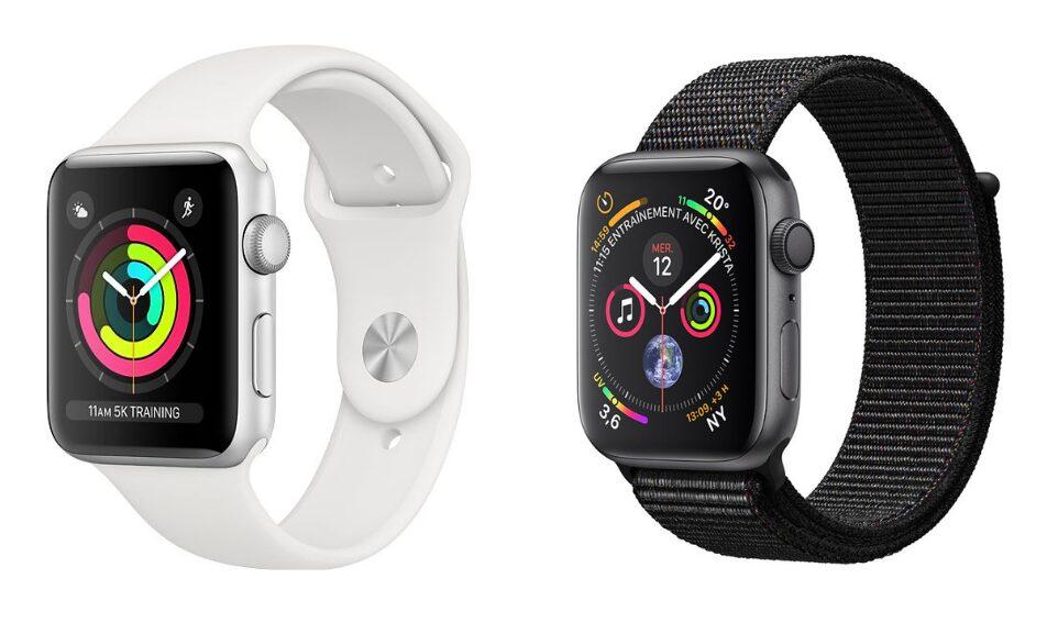 Apple Watch - Bracelet sport (3 premières offres) - Bracelet sport (2 dernières offres)