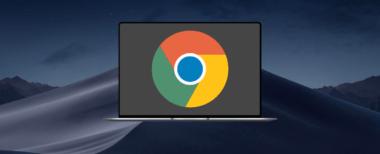 Mode sombre - Chrome 73
