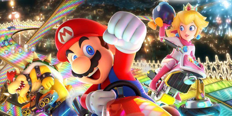 Mario Kart Paris