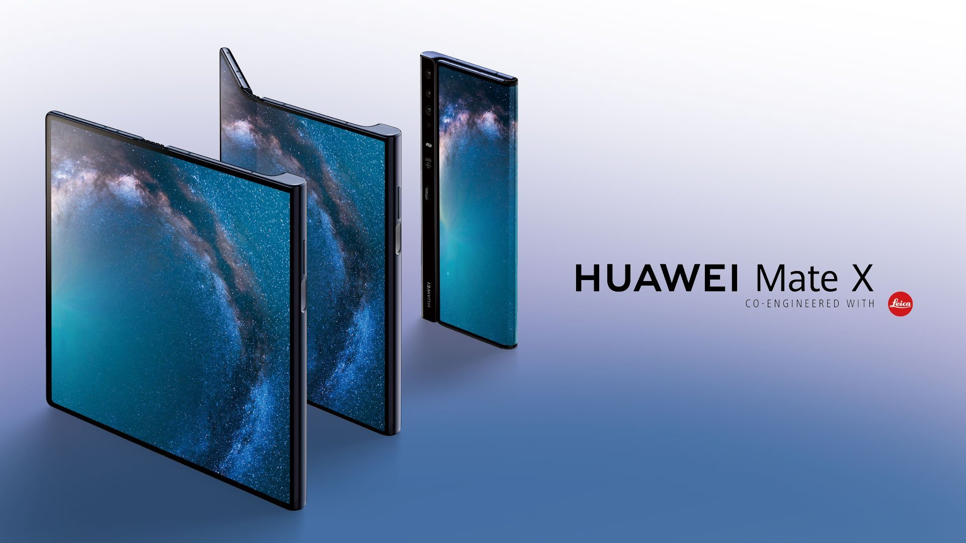 Huawei Mate X - Smartphone pliable