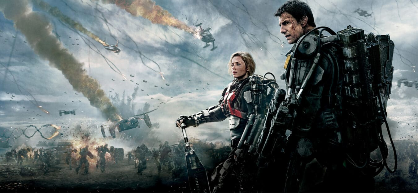 Photo de Edge Of Tomorrow 2 : Tom Cruise et Emily Blunt reprennent du service