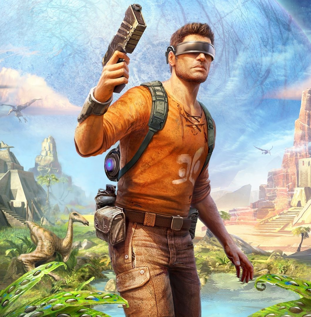 Game with Gold - Outcast: Second Contact - Xbox One