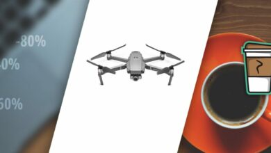 Photo of Bon Plan – 300€ de réduction sur le drone DJI Mavic 2 Zoom