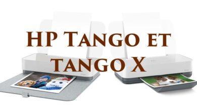 Photo de Test – HP Tango X : L'imprimante Smart performante et élégante