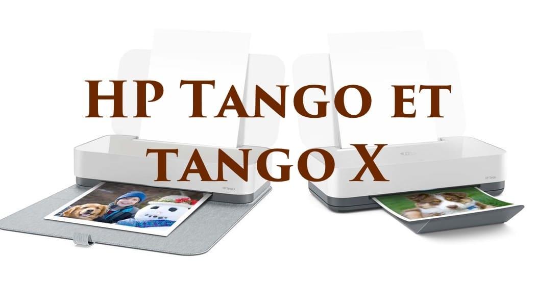 Hp Tango X