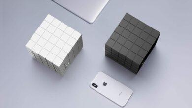 Photo de Ubbey NEXT : Le premier cube modulaire décentralisé de stockage de données