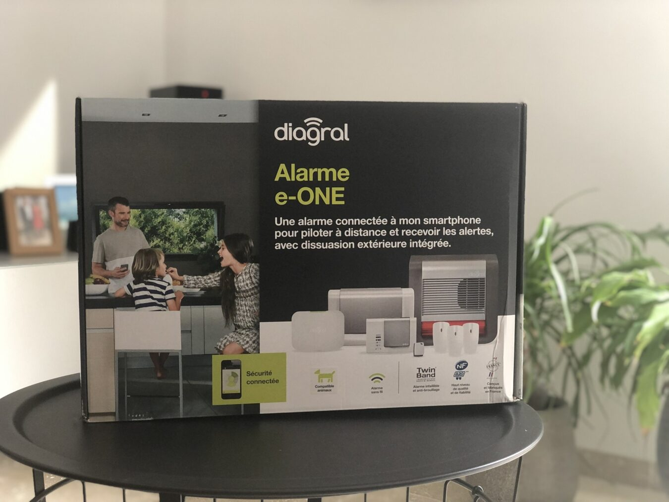 Photo de Test – Diagral e-One : La protection parfaite pour sécuriser la maison
