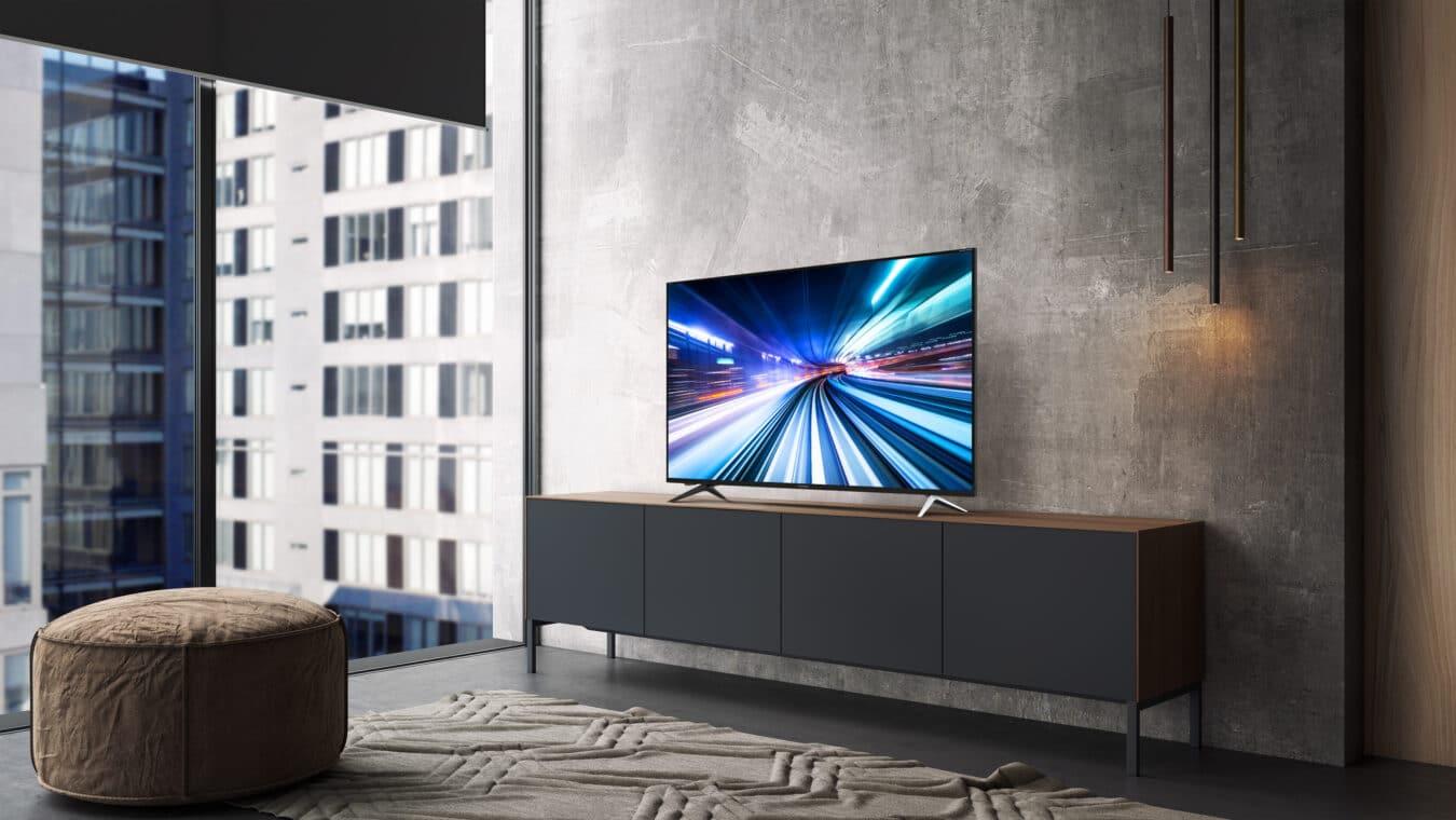 Photo of SHARP revient sur le marché avec 4 TV LED 4K UHD