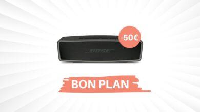 Photo de Bon plan – L'enceinte Bose Soundlink Mini 2 passe à 139,99€ !
